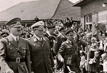 1939, Hitler and Goering visiting an airforce test range..jpg