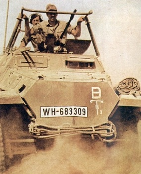 A Sdkfz troop transport here being used by the Afrika Korps.jpg