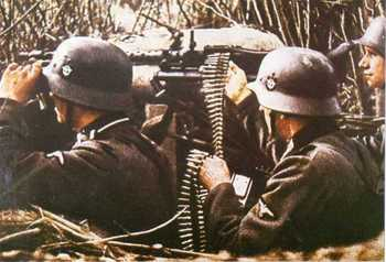 An MG34 of the Waffen SS Polizei Division in France.jpg