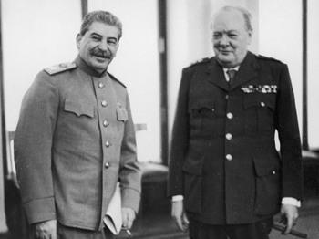 Churchill and Stalin at Yalta in 1945.jpg