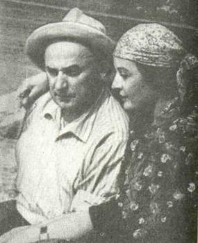 Лаврентий Павлович с женой Ниной Теймуразовной.JPG