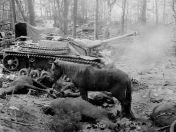 После боя в районе Кенигсберга - StuG III G.jpg