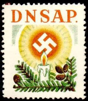 Danish Nazi Party_dnaps-1938_swastika above candle.jpg