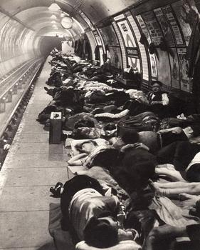 Elephant and Castle tube station during the Blitz.jpg