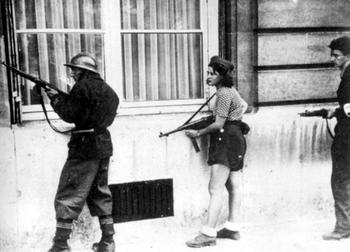 French Resistance fighters, Paris, 1944.jpg