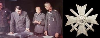General de Ingenieros Alfred JACOB ( Hitler Keitel)_Kriegsverdienstkreuz 1.Klasse mit Schwertern.jpg