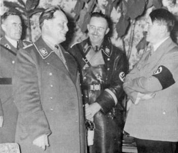 Hermann Göring, Himmler and Hitler were all smiling.jpg