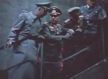 Himmler and Generalmajor Walter Dornberger at the V1 launching place.jpg