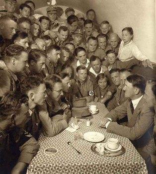Hitler Mesmorized the youth.jpg