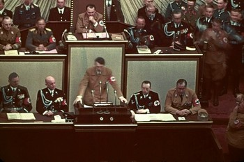 Hitler in 1939 at Berlin's Kroll Opera House.jpg