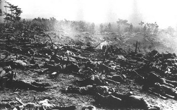 Japanese dead after the failed attack on Henderson Field.jpg