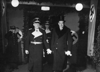Joachim von Ribbentrop and Józef Beck. Warsaw, 25 January 1939.jpg
