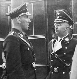 Kaltenbrunner, Himmler.JPG