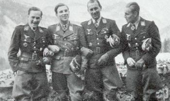 Krupinski, Barkhorn, Wiese, Hartmann.jpg