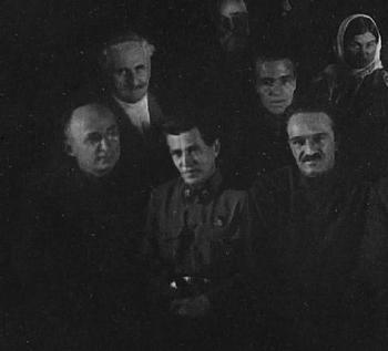 Lavrenty Beria, Nikolai Yezhov and Anastas Mikoyan.JPG