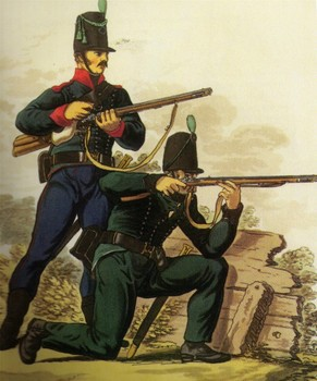 Loading and Firing the British Army Baker Rifle, 1799-1815.jpg