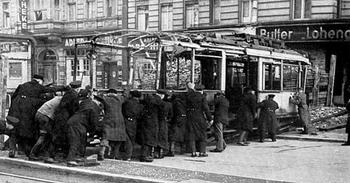 Members of the Volksturm  building a barricade.jpg