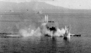 Musashi under attack in Sibuyan Sea.jpg