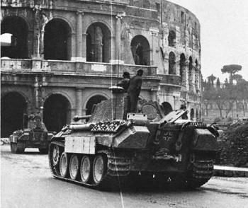 Panther ausf A en Roma 1943.jpg