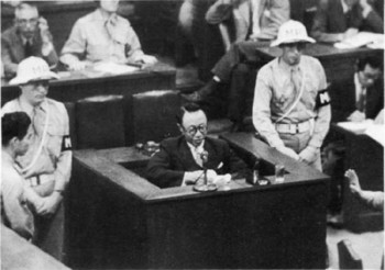 Puyi at the International Military Tribunal for the Far East in Tokyo, Japan, mid-Aug 1946.jpg