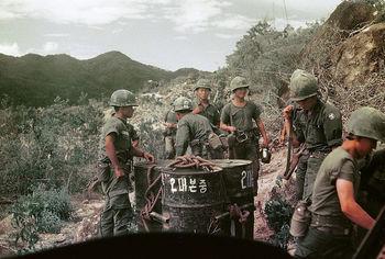 ROK 9th Infantry Division(White Horse)  in Vietnam.jpg
