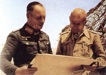 Rommel and Stumme in North Africa 1942.jpg