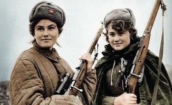 Russian Girl snipers.jpg