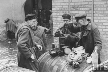 Russian men freed from a Nazi POW.jpg