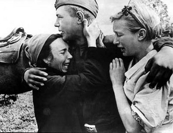 Russian soldier is welcomed home.jpg