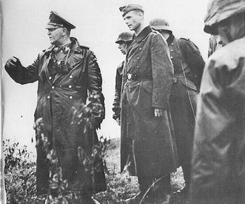 SS gruppenfuhrer Theodor Eicke, commander of the SS Totenkopf Division on the Eastern front 1942.jpg