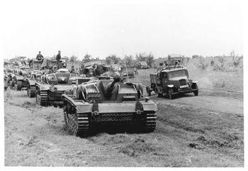 Sturmgeschutz Battalion Advancing toward Stalingrad.jpg