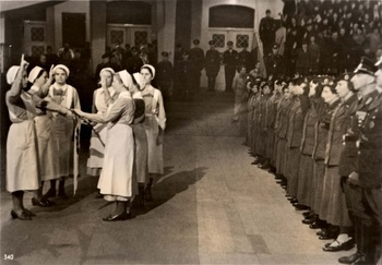 Swearing in of Red Cross volunteers​..jpg