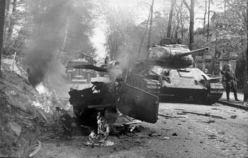T-34-85 of Soviet 7th Guards tank corps in 1945.jpg