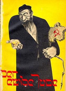 Typical of Nazi propaganda, Der Ewige Jude.jpg