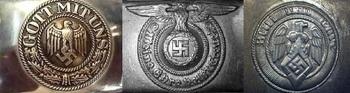 Wehrmacht - Gott mit uns,SS - Meine Ehre heißt Treue,HJ - Blut und Ehre.jpg