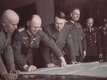 mussolini jodl Hitler keitel.JPG